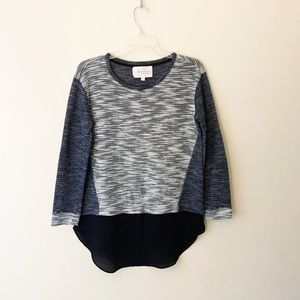 Two by Vince Camuto Lightweight Sweater